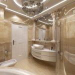 Jak urządzić własną łazienkę za relatywnie nieduże pieniądze?