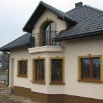 Balustrady drewniane zewnętrzne cennik